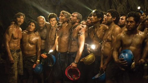 Chilean coal miners