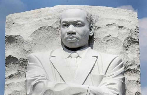 Comparing Martin Luther King, Jr. with Adolf Hitler