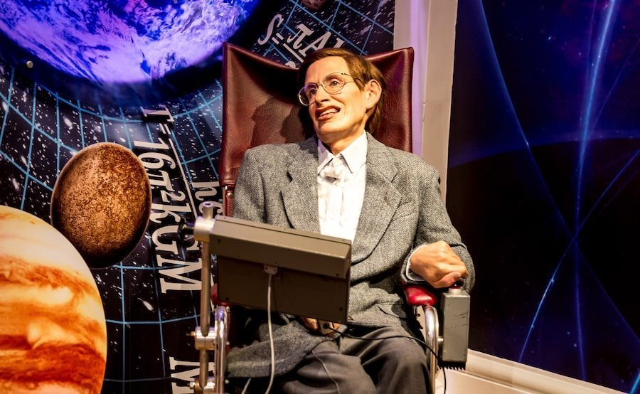 critique hawking