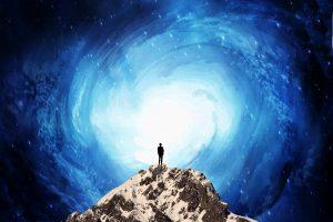 universe too big?